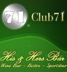 Club 71 Wine Bar & Bistro