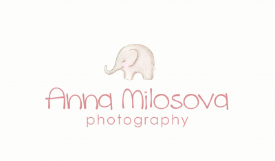 Anna Milosova newborn photography