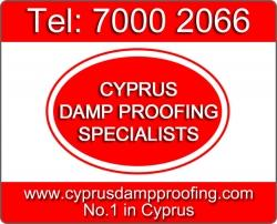 Cyprus Damp Proofing Specialists